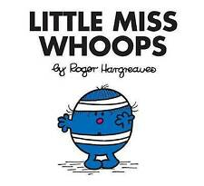 NEW (33)  LITTLE MISS whoops ( BUY 5 GET 1 FREE book )  Mr Men
