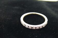 Wedding Ring Band Classic 14k White Gold Engagement Anniversary Ring