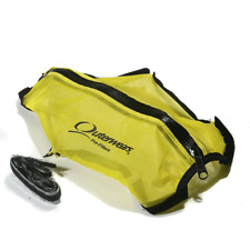Outerwears Short Course Truck Shroud w/Zipper Taxxas Slash 2WD Yellow 20-2969-04
