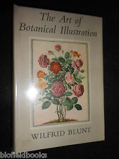 NEW NATURALIST 14: The Art of Botanical Illustration - 1955 - Wilfred Blunt, HB
