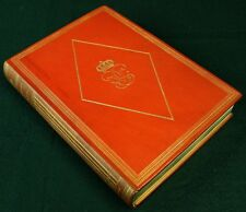 Var Konung. The reign of Gustav V of Sweden. Fine binding. Lim. Edn.1/250. 1933.