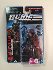 GI Joe PoC Alley Viper New Pursuit Of Cobra City Strike MOC