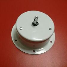 White Low Speed Motor Electric Machine Glass Ball Synchronous Motor AC 4W 1.5RPM