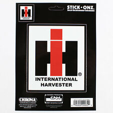 International Harvester IH Logo Landmaschinen Emblem Aufkleber Decal Sticker NEU