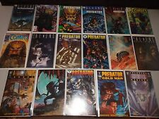 Lot of 50  Aliens & Predator Horror Comics  /  No Duplicates  ~Dark Horse~