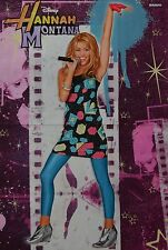 HANNAH MONTANA - A3 Poster (42 x 28 cm) - Miley Cyrus Clippings Fan Sammlung NEU