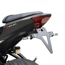 Kennzeichenhalter Heckumbau Yamaha MT-07 verstellbar adjustable tail tidy