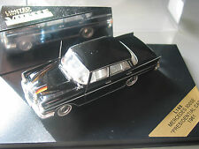 Mercedes Benz  300SE Fintail   Presidential Car   1/43 Rare  No longer produced