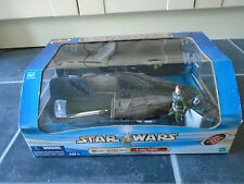 Star Wars A-Wing Fighter - Return of the Jedi / Saga Collection - New in Box