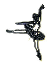 Patchwork Cutters BALLERINA Dancer Sugarcraft Cake Decoration Mould Cutting Tool
