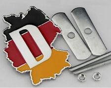 Germania Deutschland GRILL CAR BADGE AUDI MERCEDES PORSCHE VW VOLKSWAGEN GOLF BMW