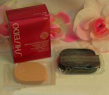 New Shiseido Advanced Hydro-Liquid Compact Refill I100 V Deep Ivory SPF15 .42 oz