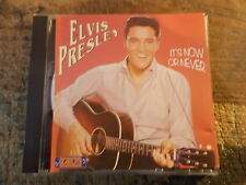 "CD ELVIS PRESLEY "" IT'S NOW OR NEVER"""