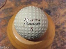 C.1962 KROYDON ASTROFLIGHT Tuf Cover DIMPLE GOLF BALL Unhit Condition