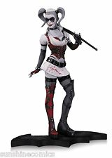Harley Quinn Statue Batman Arkham Asylum DC Collectibles Joker NEW SEALED