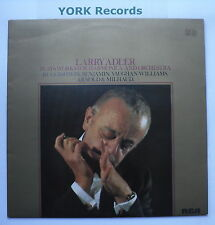 GL 42747 - LARRY ADLER - Plays Works For Harmonica & Orchestra - Ex LP Record