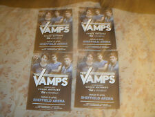 THE VAMPS,X 4 TOUR FLYERS
