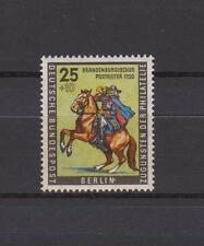 Berlin 1956 postfrisch Nr. 158 ** Tag der Briefmarke - Postreiter um 1700