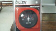 New Veethree Instruments 61748E Yamaha Outboards Pre-2001 Amega Domed Gauge