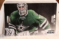 Dallas Stars #31 Antti Niemi FanFan Folding Fan Clapper Noisemaker Poster