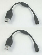 NEW ORIGINAL XBox XBox 1 Break away Break off controller cable LOT OF 2