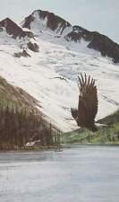"""Jon Van Zyle """" This Great Land """" #733/780 ALASKA ARTIST"""