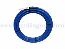 "1/2"" x 100 ft Blue Pex Tubing/Pipe - Pex-B Potable Water - North American Made"
