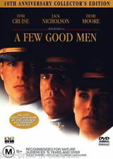A Few Good Men DVD BRAND NEW SEALED TOP 1000 MOVIES Tom Cruise Demi Moore R4