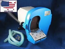 Dental Laboratory Model Trimmer Wet Plaster Abrasive Lab Equipment 07 dentQ 110V