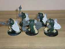 Warhammer 40k Dark Angels Deathwing Knights x 5