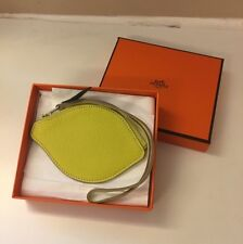 Rare! Hermes Tutti Fruitti Lemon Bag Charm