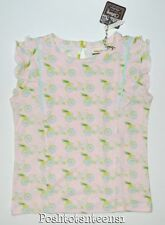 Matilda Jane 10 Top Easy Breezy Hello Lovely Pink Bicycle NEW kg1