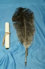 Mirror Mirror Nathan Lane Screen Used Hero Paper Scroll Feather Quill Movie Prop