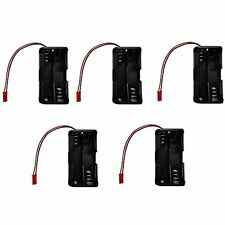 4 Cell 4.8V AA Remote App Controlled Vehicle Batteries Battery Holder W/ JST - 5