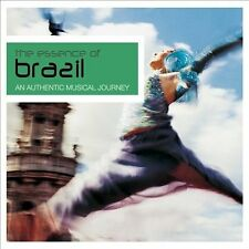 NEW The Essence Of Brazil CD (CD) Free P&H