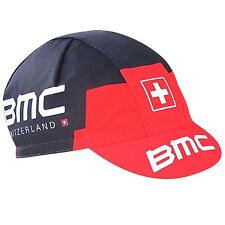 BMC TEAM BIKE CICLISMO Pro Cap-Made in Italy