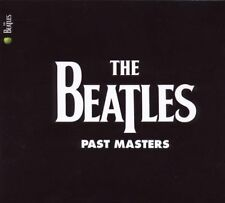 THE BEATLES PAST MASTERS BRAND NEW SEALED 2 CD SET 2009 REMASTERED