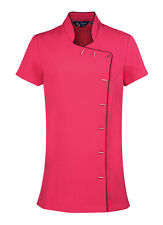 PREMIER LILY BEAUTY TUNIC FOR SPAS, SALONS, NAIL BARS, SURGERIES, VETS, TANNING