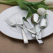 NEW Waterford CONOVER 65 piece Stainless Flatware Set - FREE SHIPPING