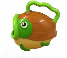 Bubble Factory Wind Up Bubble Turtle Machine Inside Outside Childrens Toy New