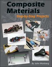 Composite Materials - Step by Step Pictures - Fiberglass, Carbon Fiber, Molds