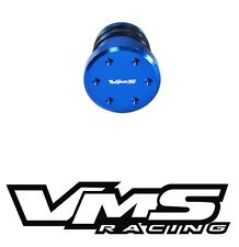 VMS RACING 2004-2010 GM 6.6 LLY LBZ LMM DURAMAX PCV REROUTE MOUTHPIECE PLUG BLUE