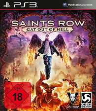 Saints Row: Gat Out of Hell -- First Edition (Sony PlayStation 3, 2015, DVD-Box)