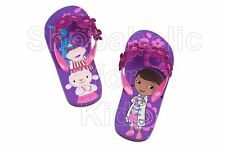 SFK Doc McStuffins Flip Flops for Girls