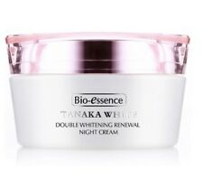 Bio Essence Tanaka White Double Whitening Renewal Night Cream 50g