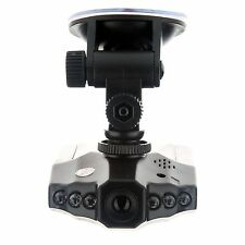 HD 720P LCD NIGHT VISION CCTV IN CAR DVR ACCIDENT CAMERA VIDEO RECORDER BLACKBOX