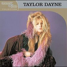 Platinum & Gold Collection by Taylor Dayne (CD, Jun-2003, BMG Heritage)