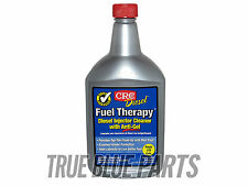 CRC Diesel Fuel Therapy Fuel Treatment Fuel Additive Injector Cleaner Anti-Gel