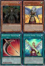 Yugioh Guardian Deck - Dreadscythe, Eatos, Grarl, Ceal, Kay'est, Tryce, Baou