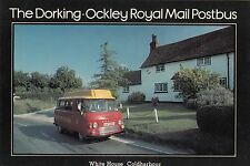 (97691) Postcard Dorking Ockley Royal Mail Bus SEPR2 1980